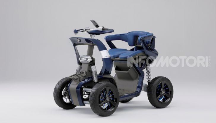 Yamaha: ufficializzata la partecipazione al Tokyo Motor Show 2019 - Foto 8 di 11
