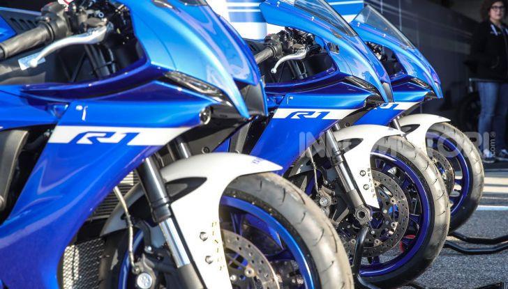Prova Yamaha R1 ed R1M 2020, tante piccole novità per una moto quasi perfetta - Foto 2 di 38
