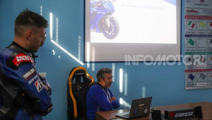 Prova Yamaha R1 ed R1M 2020, tante piccole novità per una moto quasi perfetta - Foto 9 di 38