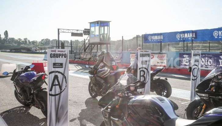 Prova Yamaha R1 ed R1M 2020, tante piccole novità per una moto quasi perfetta - Foto 12 di 38
