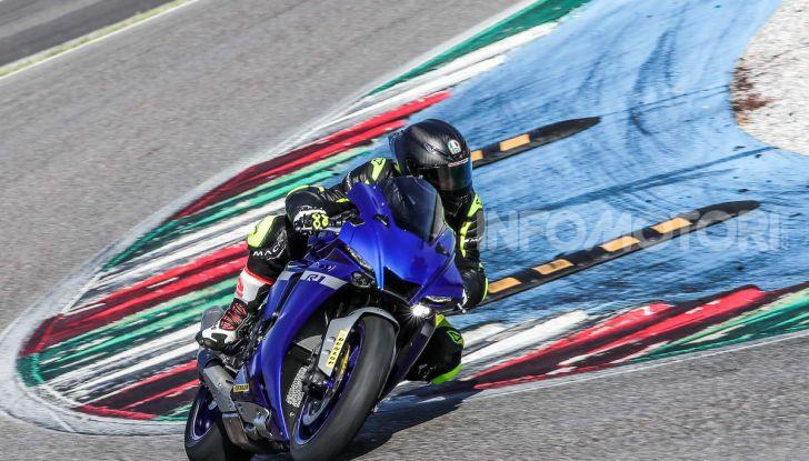 Prova Yamaha R1 ed R1M 2020, tante piccole novità per una moto quasi perfetta - Foto 1 di 38