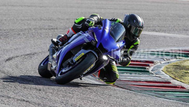 Prova Yamaha R1 ed R1M 2020, tante piccole novità per una moto quasi perfetta - Foto 25 di 38