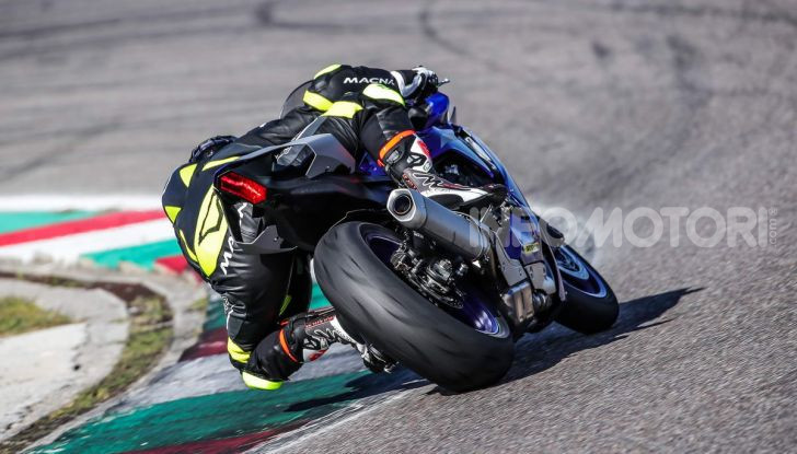 Prova Yamaha R1 ed R1M 2020, tante piccole novità per una moto quasi perfetta - Foto 30 di 38