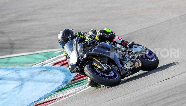 Prova Yamaha R1 ed R1M 2020, tante piccole novità per una moto quasi perfetta - Foto 38 di 38