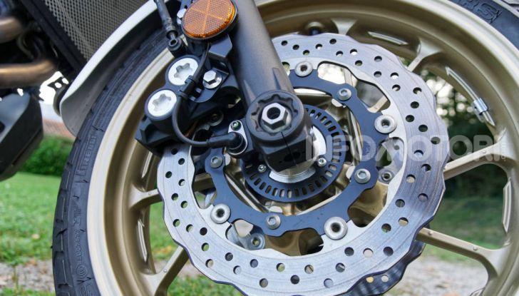 Prova Yamaha XSR 700 XTribute, la Sport Heritage omaggia l'XT di Rambo - Foto 18 di 37