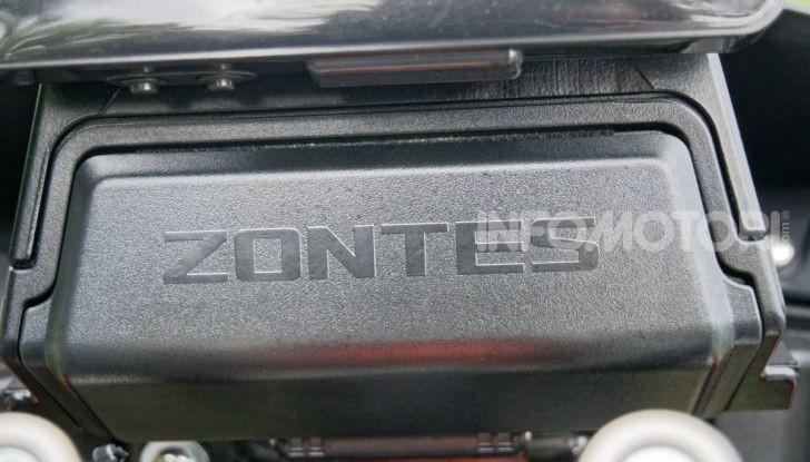 Prova Zontes 310-T, la Cina che sorprende! - Foto 15 di 64