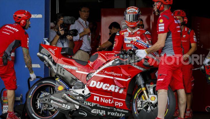Andrea Dovizioso MotoGP 2019 GP Thailandia Buriram