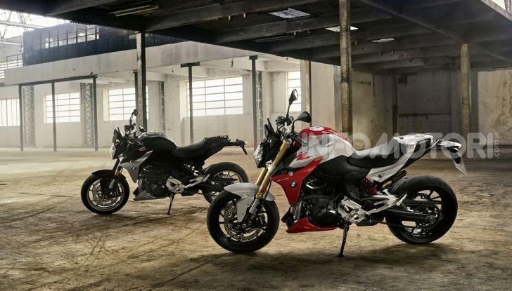 Tutte le novità di BMW Motorrad ad EICMA 2019 - Foto 27 di 28
