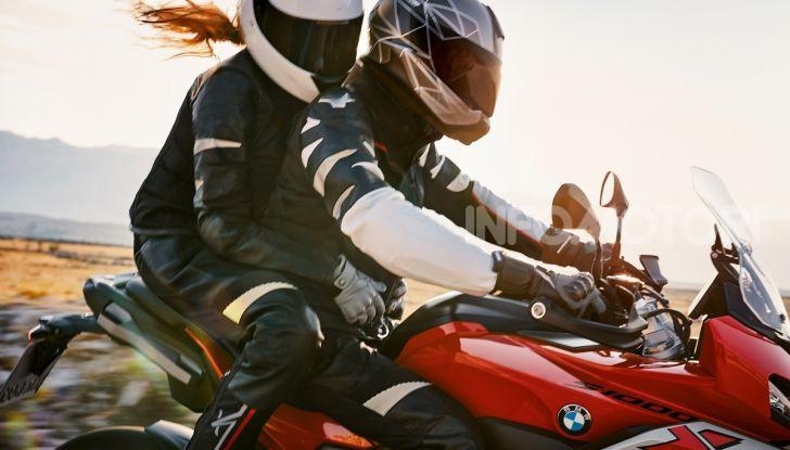 BMW S 1000 XR 2020: ad Eicma la nuova versione della crossover della Casa dell'elica - Foto 24 di 51
