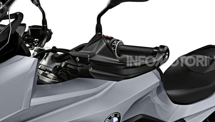 BMW S 1000 XR 2020: ad Eicma la nuova versione della crossover della Casa dell'elica - Foto 44 di 51