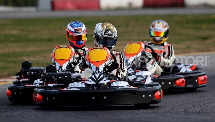 CRG World Contest Rental Kart