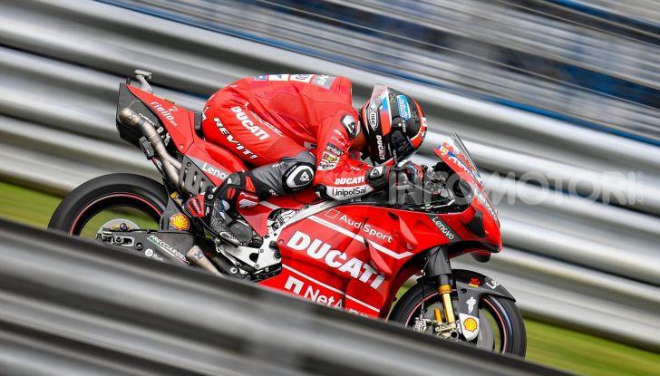 Danilo Petrucci Ducati Team MotoGP Thailandia Buriram