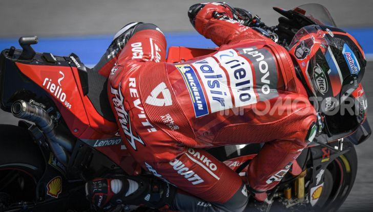 Danilo Petrucci MotoGP 2019 GP Thailandia Buriram