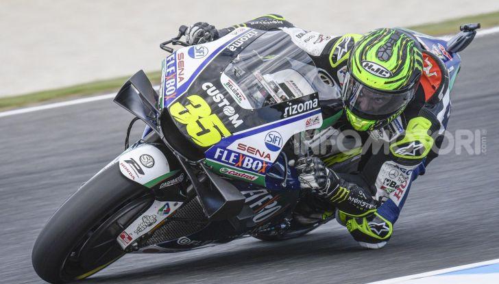 MotoGP 2019, GP d'Australia: qualifiche cancellate per il troppo vento a Phillip Island - Foto 15 di 16