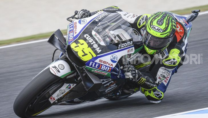 MotoGP 2019, GP d'Australia: gli orari TV Sky e TV8 di Phillip Island - Foto 15 di 16