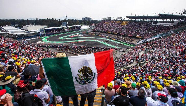 F1 2018 Messico Autodromo Hermanos Rodriguez