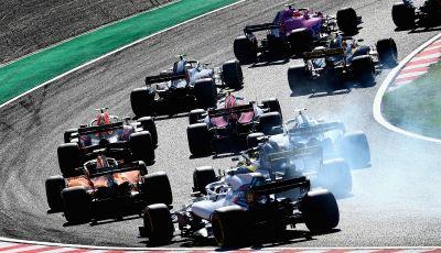 F1 2019, GP del Giappone: gli orari TV Sky e TV8 di Suzuka