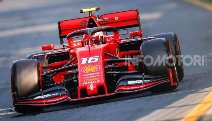 F1 2019 Charles Leclerc