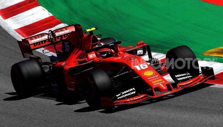 Charles Leclerc Scuderia Ferrari SF90 Catalunya