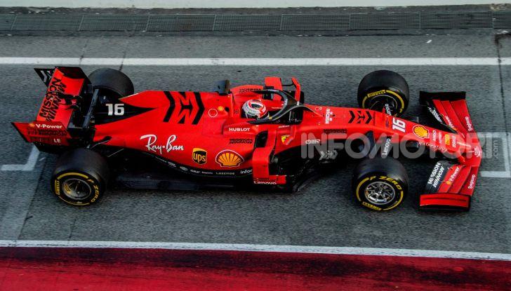 F1 2019 Charles Leclerc Scuderia Ferrari