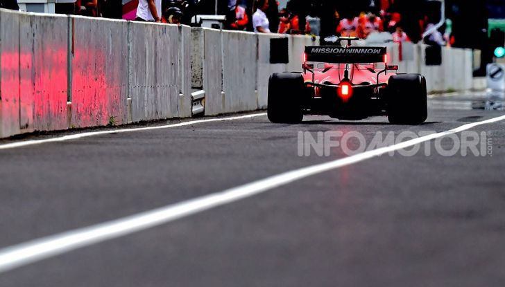 F1 2019 GP Giappone Suzuka Scuderia Ferrari