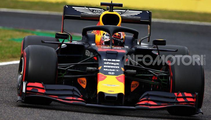 F1 2019 GP Giappone Suzuka Max Verstappen