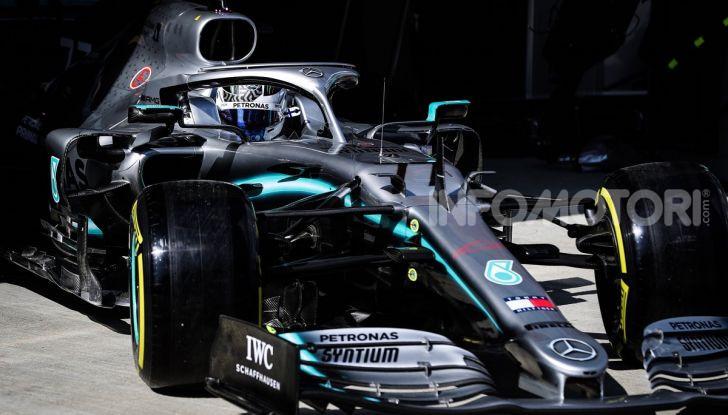 F1 2019 GP Giappone Suzuka Valtteri Bottas Mercedes