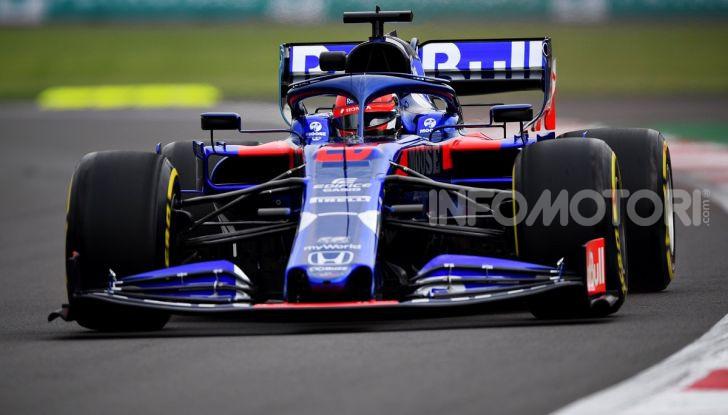 F1 2019 GP Messico Daniil Kvyat