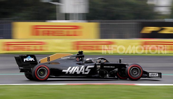 F1 2019 GP Messico Romain Grosjean