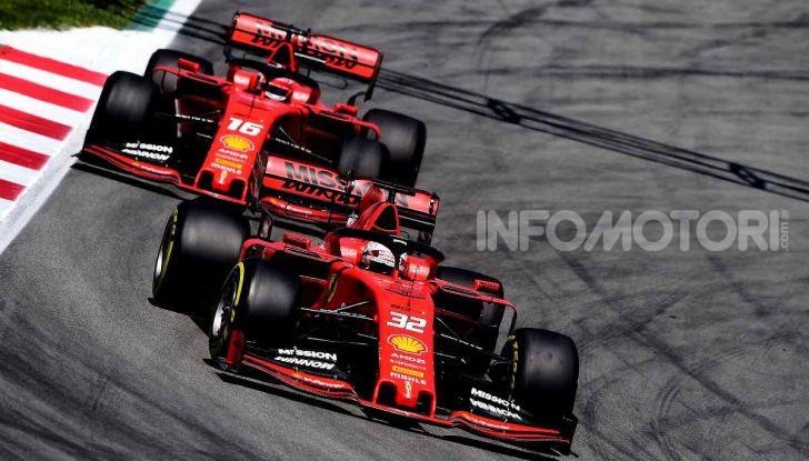 F1 2019 Leclerc Fuoco Scuderia Ferrari