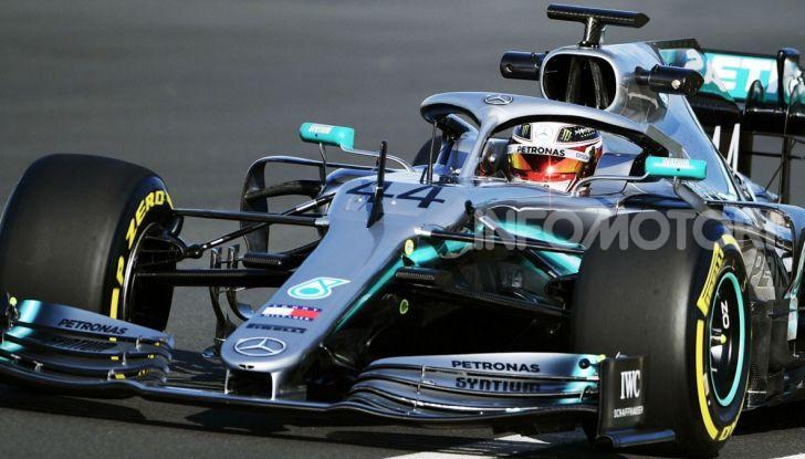 F1 2019 Lewis Hamilton