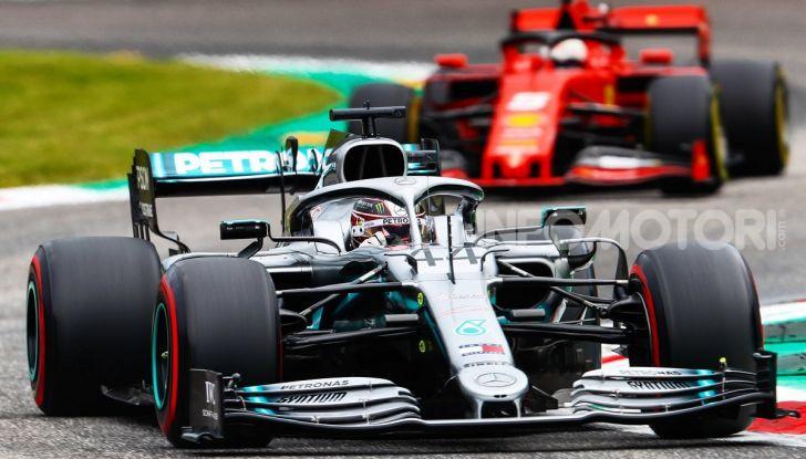 F1 2019 Lewis Hamilton Mercedes AMG Petronas