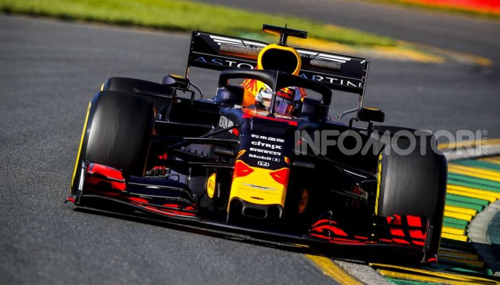 F1 2019 Max Verstappen Red Bull Racing
