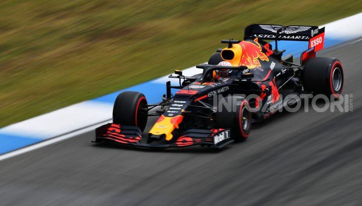 Max Verstappen Red Bull Racing RB15 Hockenheim