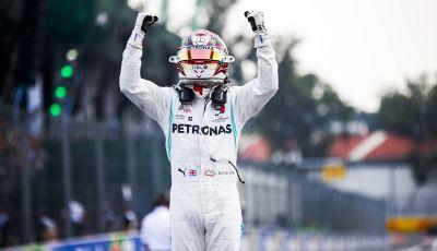F1 2019, GP del Messico: Hamilton vince di strategia