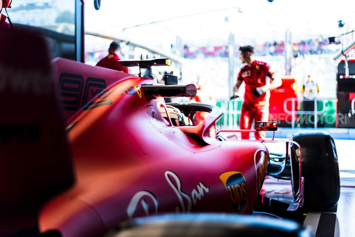 Vettel, Ferrari competitiva in Messico - F1