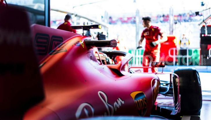 F1 2019 Scuderia Ferrari SF90 Pitlane