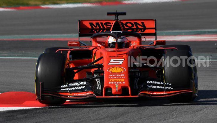 F1 2019 Sebastian Vettel Scuderia Ferrari