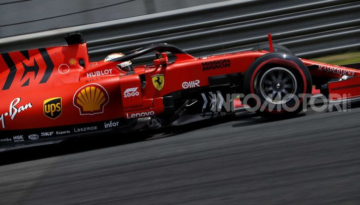 F1 2019 Sebastian Vettel