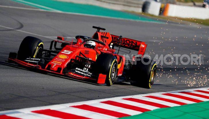 Sebastian Vettel Scuderia Ferrari SF90