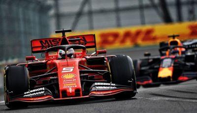 F1 2019, GP del Messico: Sebastian Vettel e la Ferrari dettano il passo nelle libere del venerdì