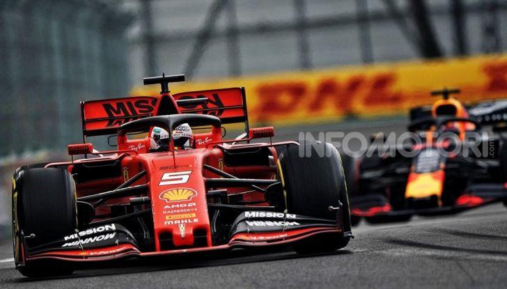 F1 2019 Sebastian Vettel GP Messico