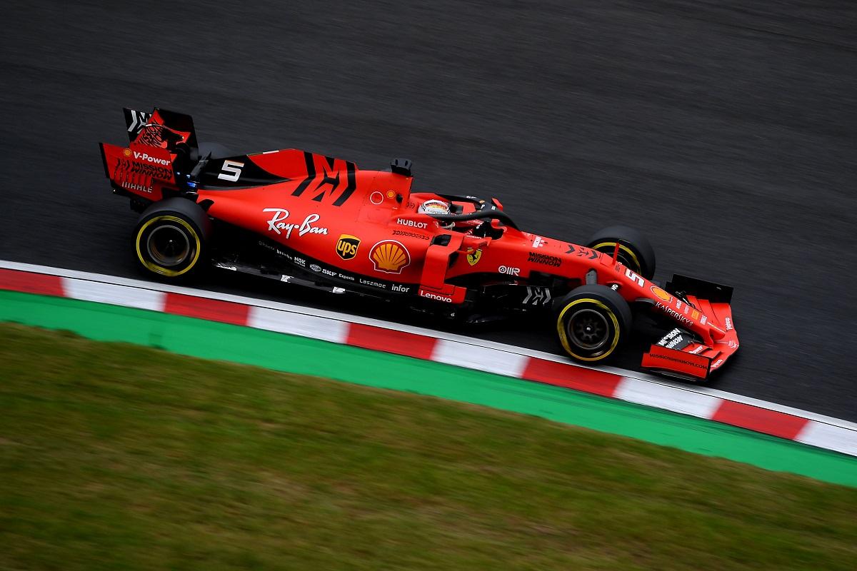 GP Giappone, qualifica: Vettel in pole ed è doppietta Ferrari!