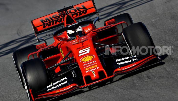 F1 2019 Sebastian Vettel Scuderia Ferrari SF90
