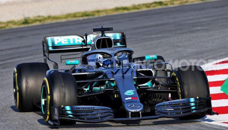 F1 2019 Valtteri Bottas Mercedes AMG Petronas
