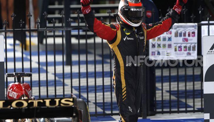 Kimi Raikkonen F1 2013 Lotus Australia Melbourne
