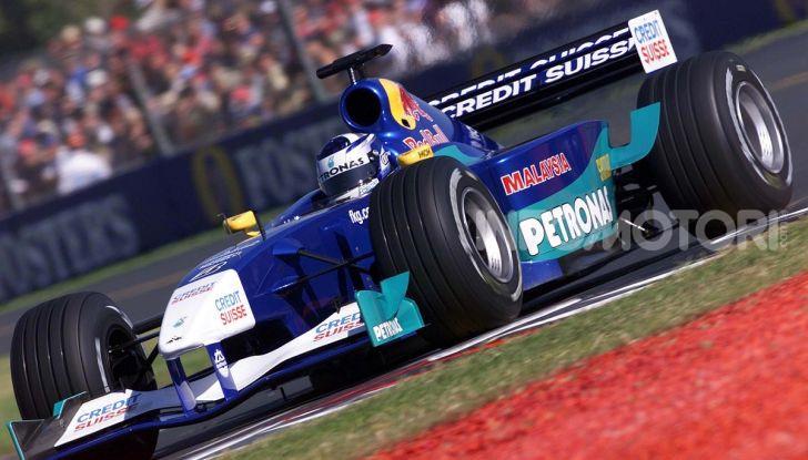 Kimi Raikkonen Sauber F1 2001 Australia Melbourne