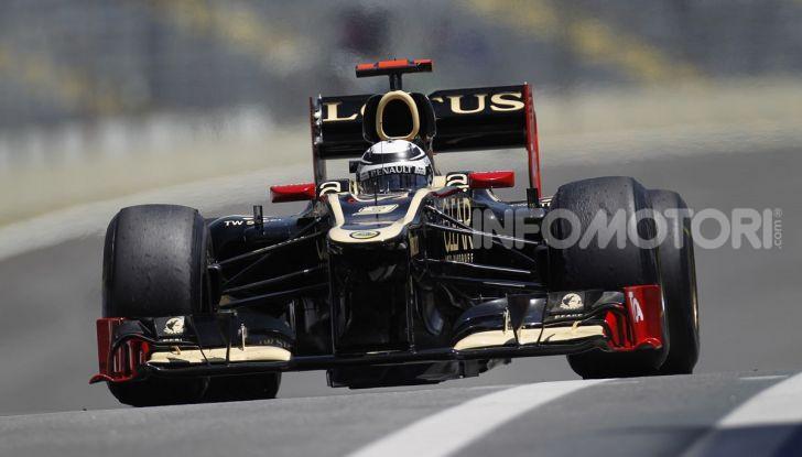 Kimi Raikkonen Lotus F1 2012