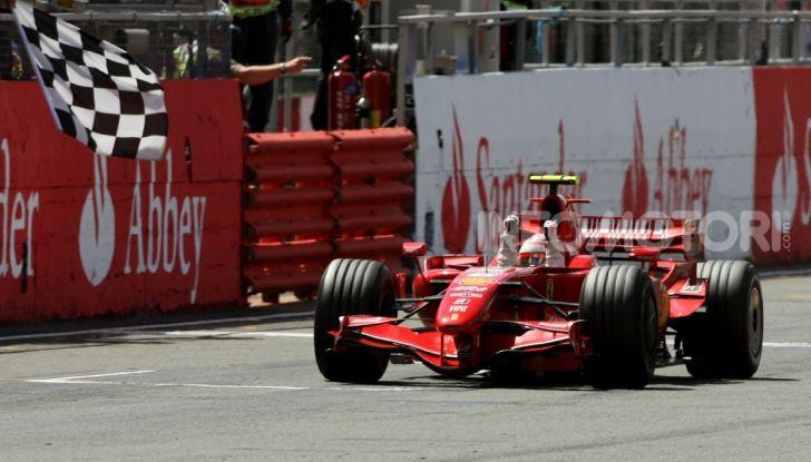 Kimi Raikkonen Scuderia Ferrari F1 2007
