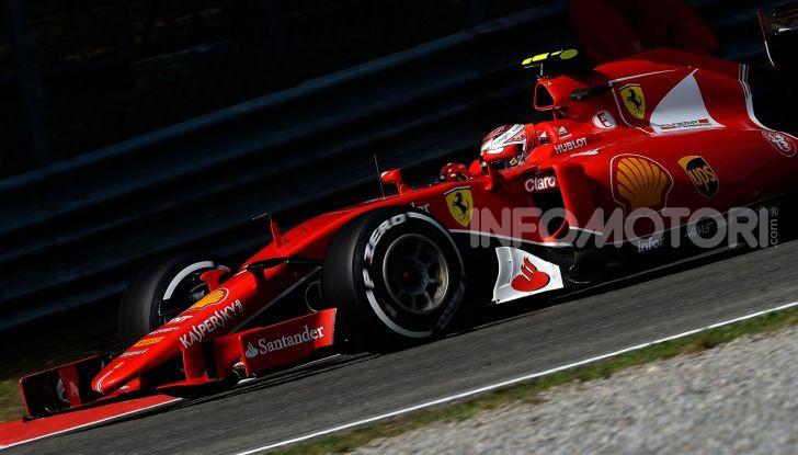 Kimi Raikkonen Scuderia Ferrari F1 2015